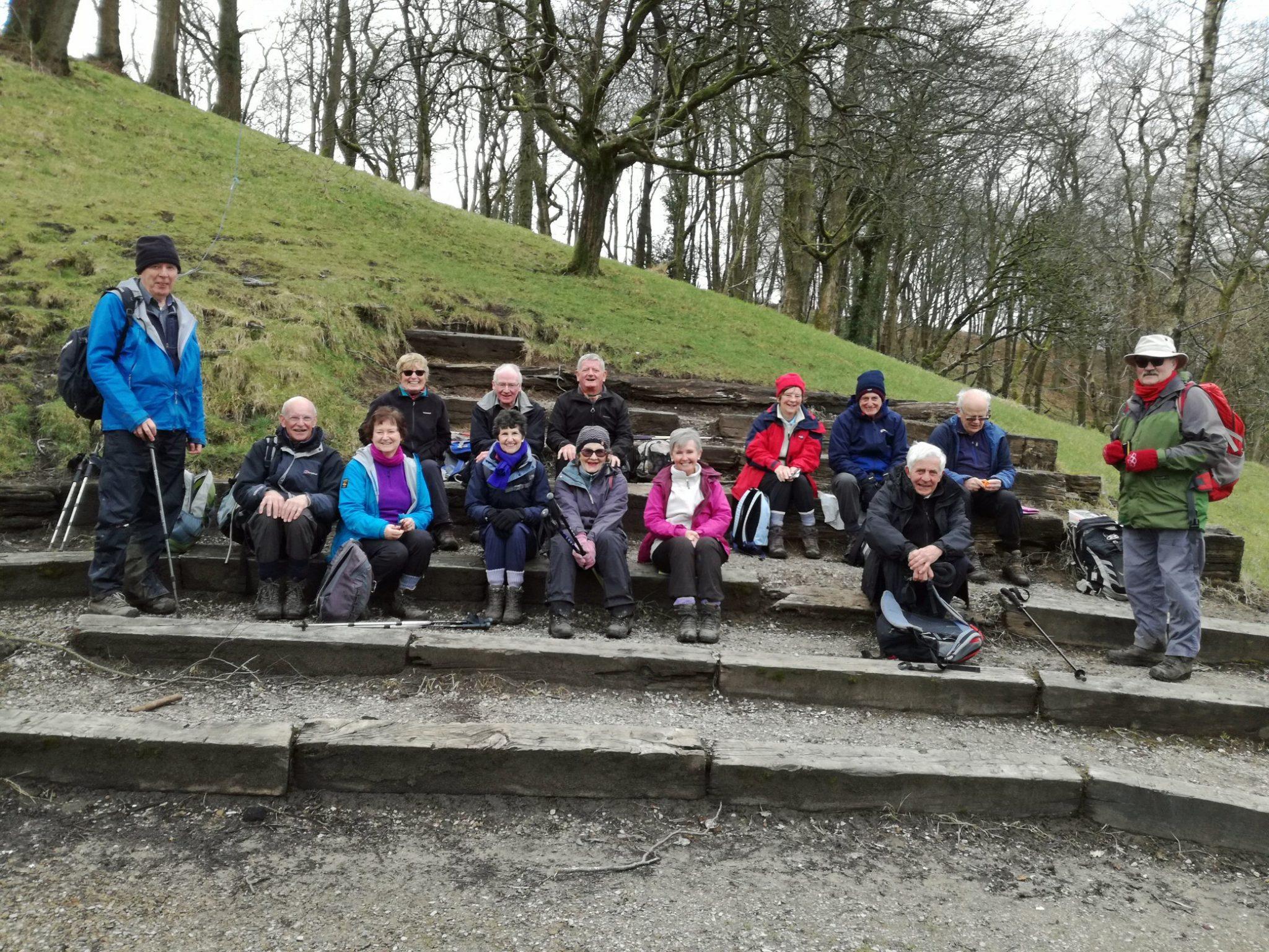 Long Walk 29 March 2018 - Bleasedale Fell