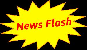 news flash red yellow