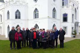 The Art Appreciation tour to London, January 2015