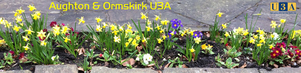 Aughton and Ormskirk U3A