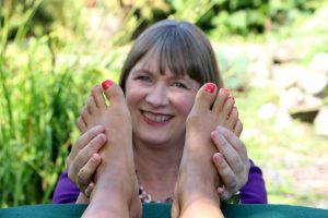 Foot Reading: Learn the Secrets your Feet Reveal @ HQ